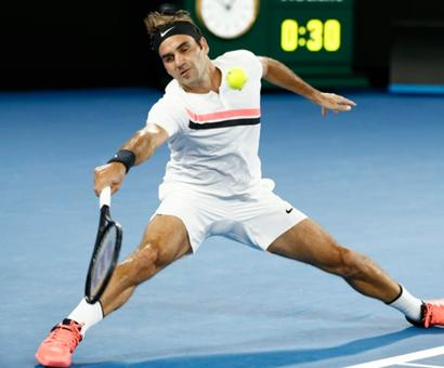 Aus Open PHOTOS: Federer, Djokovic, Zverev battle through, Sharapova to face Kerber; Muguruza, Wawrinka out