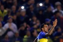 Tevez misses cut in Argentina's Copa America squad