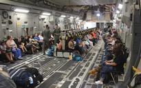 Families evacuate Naval Station Guantanamo Bay, Cuba
