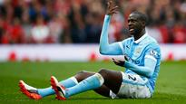 City without Toure for Real Madrid semi-final