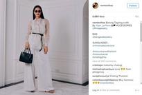 LOOK: Miss Thailand stuns in barong Tagalog