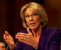 Officials delays vote on DeVos nomination as education secretary