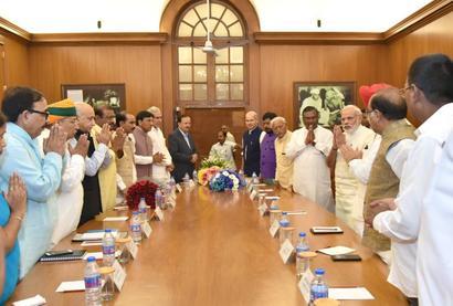 72 crorepatis in Modi's new council of ministers