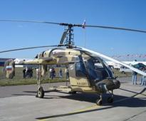India, Russia revive plans for helicopter venture