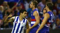Thomas coathanger slammed by Dogs star