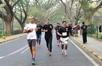 Cult 10K Run with Milind Soman!