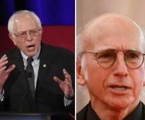 Bernie Sanders to appear on 'Saturday Night Live' with Larry David, Times reports