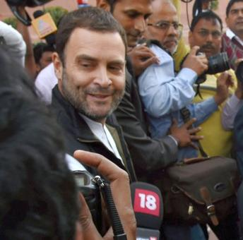 PM mocked quake tragedy, insulted freedom fight: Rahul