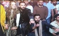 National cricket team attend Yuvraj marriage