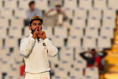 Gavaskar disappointed by Kohli's send-off to Stokes