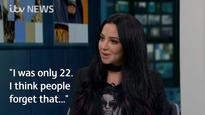 Tulisa: My 'blackout period' is 'all a bit of a blur'