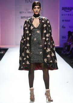Fashion Week: Back to black
