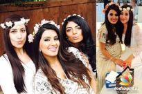 Geeta Basra enjoying her baby shower with friends and family: See Pics