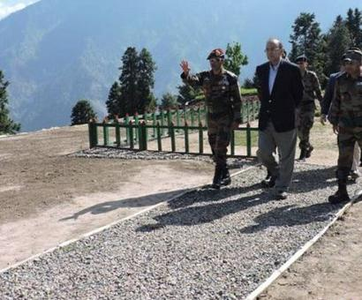 Jaitley satisfied with 'aggressive domination' of troops along LoC