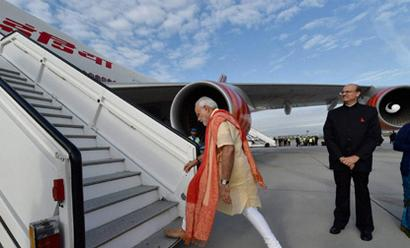 Centre owes Air India over 325 cr for VVIP chartered flights