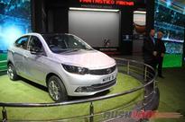 Tata Kite S compact sedan unveiled at 2016 Auto Expo