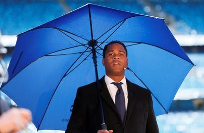 Kluivert to act as PSG's director of football