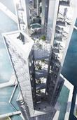 Kohn Pedersen Fox wants to build a mile-high tower in Tokyo
