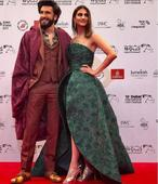 Ranveer Singh just stepped out wearing a blanket and nailed even that