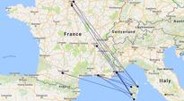 Air Corsica looking for international market opportunities; Ajaccio is carrier's number one airport; has fleet of 11 aircraft