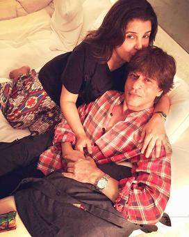Shah Rukh in trouble! I-T dept attaches Alibag farmhouse