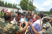 Job aspirants attempt self-immolation in Odisha capital