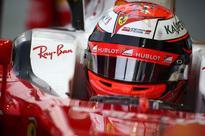 Raikkonen to lead fight for Ferrari in fifth