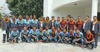 Nepal play 1-1 draw against Laos in international friendly