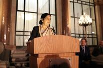 Complete Speech Delivered by Sushma Swaraj at UN Assembly about Sustainability, Terrorism & More