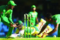 Wade's thrilling ton sets up easy win for...