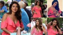First pictures: Priyanka Chopra starts shooting for Hollywood film,