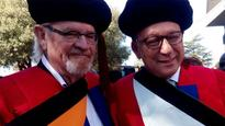 Trevor Manuel, Max du Preez honoured with doctorates by UFS