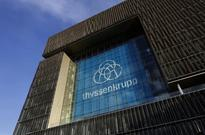 Thyssenkrupp warns that tough steel markets cloud outlook