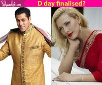 November 18! Did Salman Khan just confirm he is marrying Iulia Vantur on this date?