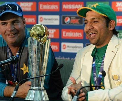 Will Champions Trophy triumph end Pakistan's exile?