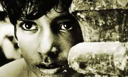 My father, Satyajit Ray