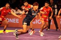 Bengaluru Bulls edge the Bengal Warriors 24-23 in a nail biter
