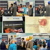 Sikhs & Politicians Mark GURU NANAK DEV JI Gurpurab Event In UK Parliament