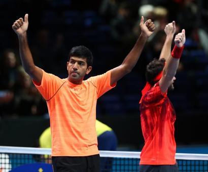 World Tour Finals: Bopanna-Mergea storm into final, eye No. 1 ranking
