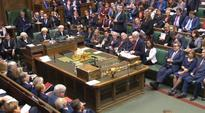 'Now we've just got to beat Spurs': Commons mic catches Jeremy Corbyn and John Bercow talking football