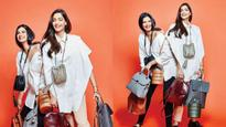 Sister duo Sonam Kapoor and Rhea Kapoor grace the cover of this magazine, check pic inside!