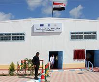 EU, UNDP inaugurate artificial limbs centre in Egypt's north west coast