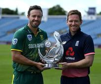 Live England vs South Africa, 1st ODI: Cricket score and updates