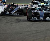 Nico vs Lewis: Road to Abu Dhabi
