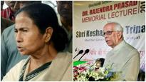 'I am the voice of my conscience,' says Bengal Governor after Mamata's attack