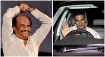 Lacked guts to ask Rajinikanth his contact number: Akshay Kumar
