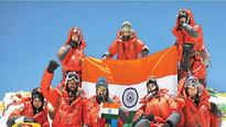 Three Indian girls scale Everest; two mountaineers found dead