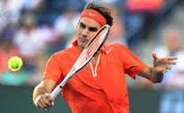Radek Stepanek no match for Roger Federer