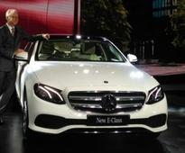 Mercedes-Benz E-Class To Get Baby Diesel On June 2