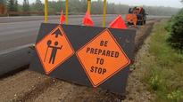 More road work on Highway 61 in Thunder Bay scheduled for Wednesday night